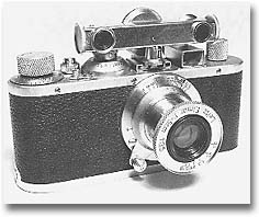 Leica Standard с объективом Elmar 3,5/50